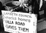 Housing Struggles at Villa Road, Lambeth